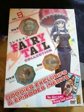 DVD Fairy Tail Collection Volume 9 Neuf