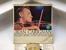 JEAN CARIGNAN - Folk Fiddler from The Newport Folk Festival ~ ELEKTRA 266 >RARE