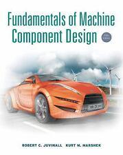 FAST SHIP - JUVINALL MARSHEK 5e Fundamentals of Machine Component Design     X08