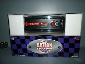 GARY SCELZI     1997 WINSTON, 1:24 SCALE DIE CAST NHRA TOP FUEL DRAGSTER.