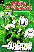 LTB Lustiges Taschenbuch # 459 Variant Cover grün  Z 0-1