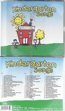 CD--VARIOUS -- --3CDSET -- KINDERGARTEN SONGS