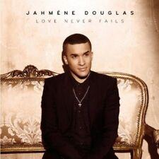 Jahmene Douglas / Love Never Fails *NEW* CD
