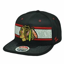 CHICAGO BLACKHAWKS ZEPHYR HAT CAP SNAPBACK EPIC STYLE **FREE SHIPPING ITEM**