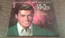 33 tours jack jones what the world needs now is love !