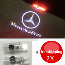LED door step courtesy laser projector lights For Mercedes ML350 W164 2006-2011