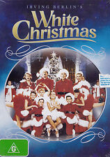 WHITE CHRISTMAS Bing Crosby DVD R4 - Pal - New / Sealed