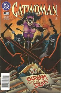 DC Comics Catwoman #41 VF/NM   D1a05