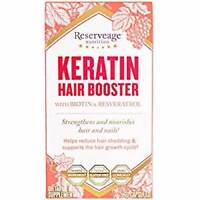 Reserveage Keratin Hair Booster 60 vcaps