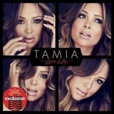 Tamia - Love Life - Target Exclusive Audio CD NEW Bonus Tracks