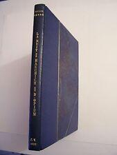 La Nuit de Haschich et d'Opium / M.Magre  ( bois / Ahü )  TL - Flammarion - 1929