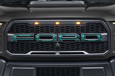Ford F150 SVT Raptor Grille Insert Graphics Stickers Decals 2015-2018 DIGITAL