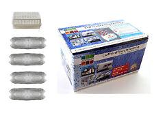 Luftentfeuchter Granulat Vliesbeutel XXL Raumentfeuchter Boxen mit 4,8 Kg (AB)