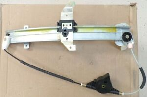 Driver Rear Power Window Regulator /& Motor Assembly fits 90-93 Lincoln Town Car