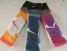 *GENUINE NIKE* - Swoosh Headband - Orange, Blue or Pink pattern - 100% Cotton -