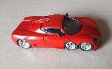 Tecnomodel 1/43 Covini C6W 2008 no Ferrari BbrBosica resin handmade