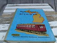Electric Railways of Michigan Bulletin#103 by Central Electric Railfans Ass.1959