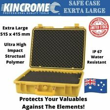 Kincrome SAFE CASE Watertight, Vibration & Shock Proof Extra Large IP67 AUS