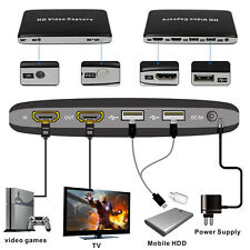 HDMI zu USB3.0 Video Capture Dongle Karte 4K für Game Video Live Streaming