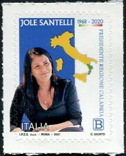 ITALIA 2021: Jole Santelli