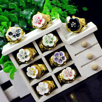 New Fashion Creative Unisex Steel Round Dial Elastic Finger Ring Quartz Watches*