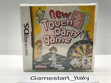 NEW TOUCH PARTY GAME - NINTENDO DS - GIOCO NUOVO SIGILLATO PAL - NEW SEALED