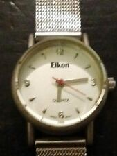 Vintage Elkon ladies watch, running with new battery no Reserve
