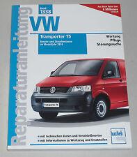 Reparaturanleitung VW Bus Transporter Multivan T5 - Benzin und Diesel ab 2010