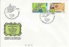1981 Madeira FDC Aniversario Da Descoberta Da Ilha Da Madeira