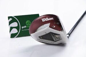 Wilson Red Deep Maxx #3 Wood / 15 Degree / Regular Flex Wilson Shaft / WIFDEE259