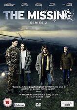 The Missing Series 2  NEW 2 DVD SET James Nesbitt