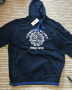 Leinster Rugby Hoodie Size 4XL