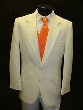Ivory Tuxedo  - Two Button Notch Lapel - 90202