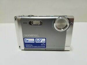 Olympus Stylus 730 Digital Camera All-Weather 7.1mp