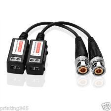 1 Paare BNC Kabellos Video Male Balun Transmitter Konverter UTP Kabel für DVR