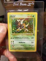Pinsir 9/64 Jungle Set Holo Rare Pokemon Card WOTC LP-NM