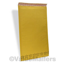 #7 500 14.25x20 USA Kraft Bubble Padded Envelopes Mailers Bags Self Seal