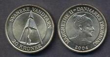 DENMARK 20 Kroner  2004 Comm.tive Svaneke Towers UNC