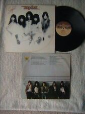 """ANGEL """"SINFUL"""" LP 1979 WITH RARE INNER SLEEVE GREG GIUFFRIA FRANK DIMINO"""