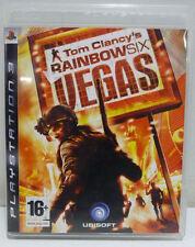 TOM CLANCY'S RAIMBOW SIX VEGAS - USATO PS3 PAL ITA