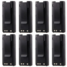 8PCS BP-210N BP-222N Battery for ICOM IC-A6 IC-A24 IC-V8 IC-V82 IC-U82 Radio