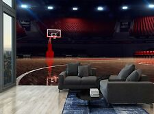 Basketball Arena Lights Sport Photo Wallpaper Wall Mural GIANT WALL DECOR