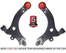 PAIR FRONT LOWER R/L CONTROL ARMS WITH NON TEAR BUSHINGS IMPALA BUICK PONTIAC