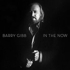 In The Now - Gibb Barry The New Solo Album CD NEW SEALED!