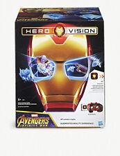 Avengers Marvel Infinity War Hero Vision Iron Man AR Experience Figure