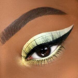 Colourpop Aura & Out 💚9 Pan Eyeshadow Palette Yellow Chartreuse Mint Greens NIB