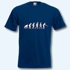 T-Shirt, Fun-Shirt, Evolution Boule, S-XXXL