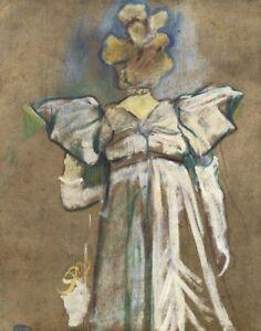 Lautrec Toulouse de Henri  Jane Avril Canvas Print 16 x 20  #5443