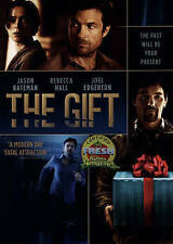 The Gift (DVD 2015) Jason Bateman Rebecca Hall Joel Edgerton Brand New Sealed