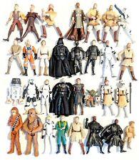 CHOOSE: Star Wars: Saga, Legacy, TVC, OTC, 30th, Clone Wars, Rebels & Sequels